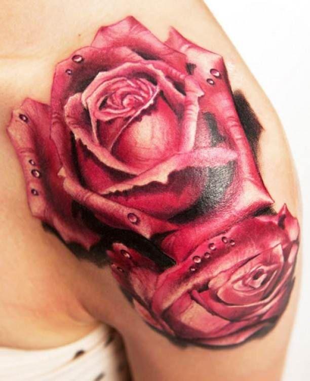 best 25 rose sleeve tattoos ideas on pinterest rose sleeve dark roses tattoo and forearm. Black Bedroom Furniture Sets. Home Design Ideas