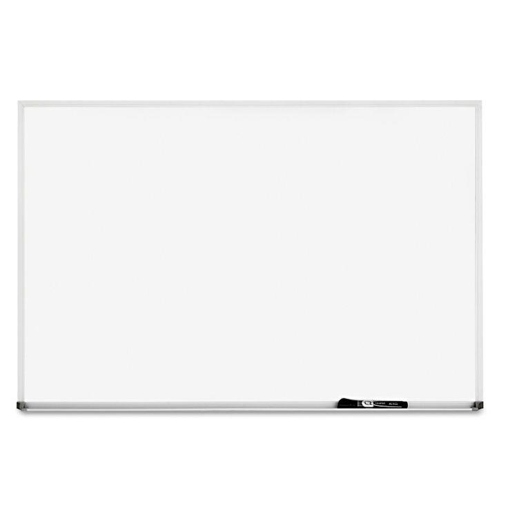 Quartet dry erase board melamine surface 48 x 36