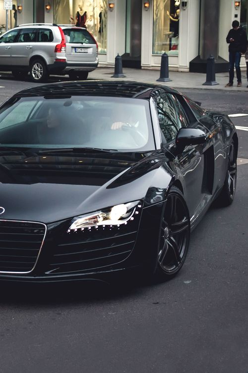 black audi r8 phone - photo #42