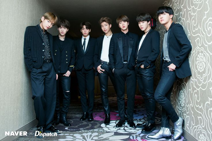 [Picture] BTS – 2017 Billboard Music Awards (NaverXDispatch) Part 2 [170604]