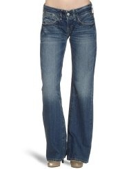Replay Damen Jeans Niedriger Bund, Janice WV580R.000.300 940