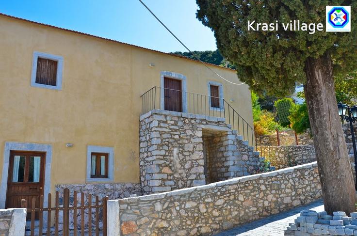 Krasi Village in Hersonissos Municipality