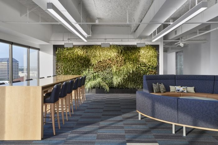 Office Tour Trend Micro Offices Irving Japanese Design Trend