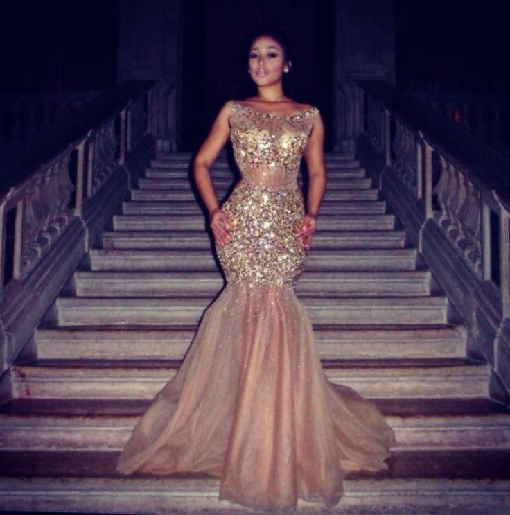 Magnífico Prom Girl Simplemente Vestidos Imagen - Ideas de Estilos ...