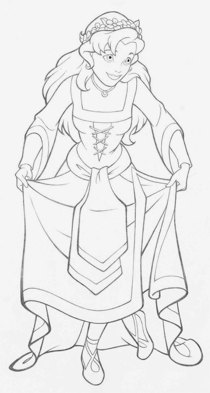 30 best the magic sword quest for camelot images on for Quest for camelot coloring pages