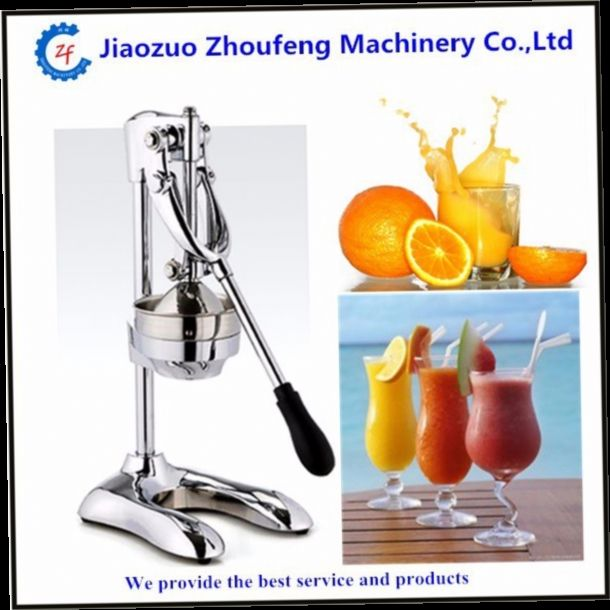 50.00$  Buy now - http://alictn.worldwells.pw/go.php?t=32740571965 - Manual orange juicer hand juice extractor machine machine stainless steel fruit press juice squeezer 50.00$