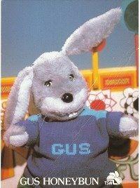 Gus honeybun