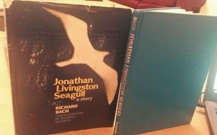 jonathan livingston seagull story pdf