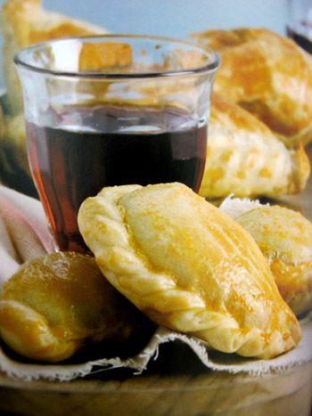 Receita argentina de empanadas de carne. Aprenda a fazer uma típica empanada argentina