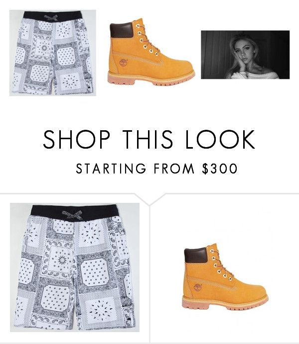 """""""Jordyn Jones - BANJI - Music Video Outfits #2"""" by zoellaispretty on Polyvore featuring Trukfit and Timberland"""