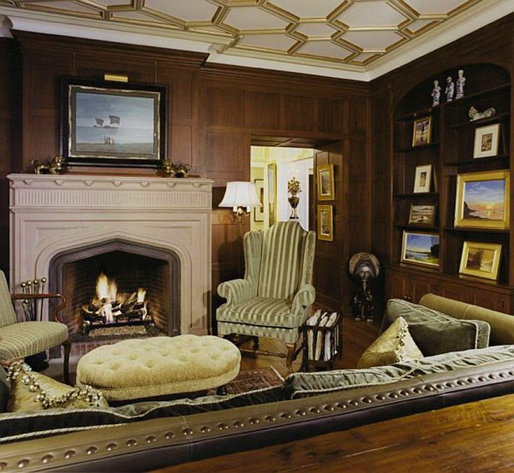wood paneled wall image - Google Search | Wood panel walls ...