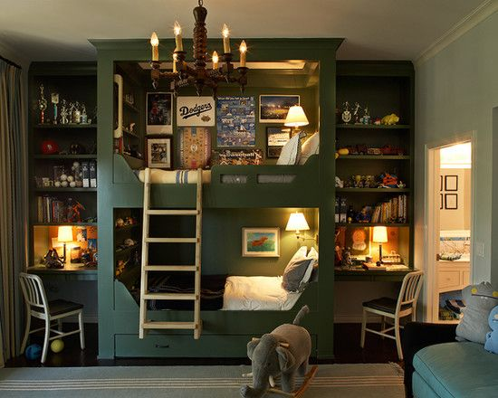 Kids Bunk Beds Design, Pictures, Remodel, Decor and Ideas - page 5