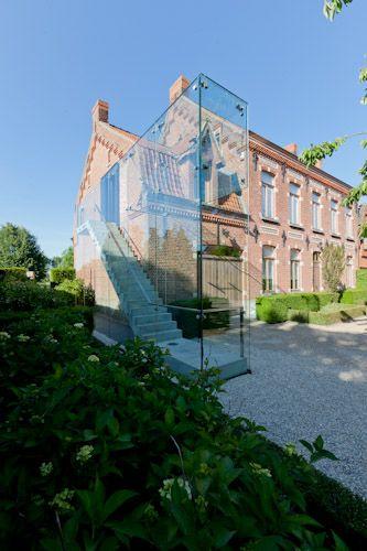 architectuurfotografie: Thomas De Bruyne