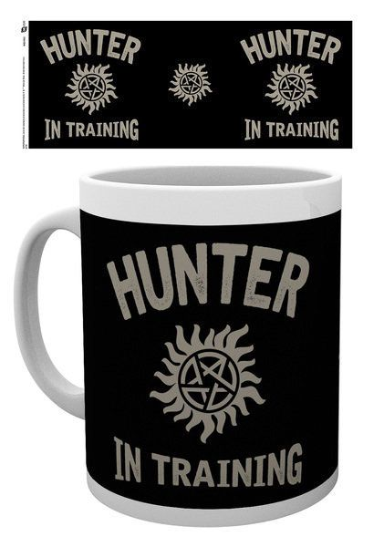 Supernatural Tasse Hunter In Training