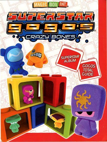 Crazy Bones Gogos Series 6 Superstar... $9.99 #topseller