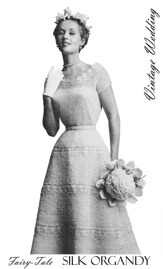 32 best Vintage Bride images on Pinterest | Vintage weddings, Bridal ...