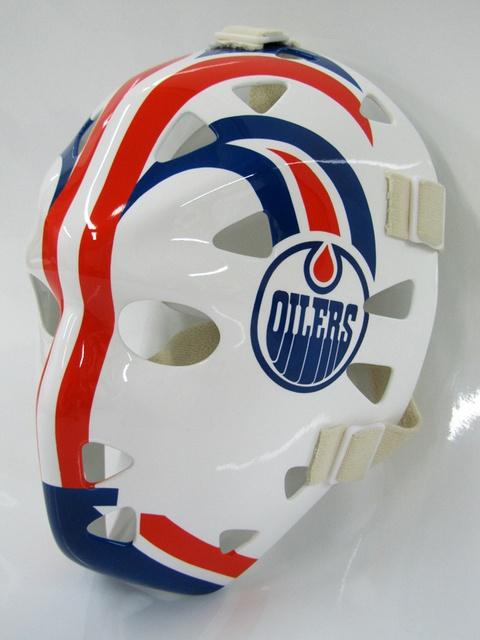 Grant Fuhr inspired mask