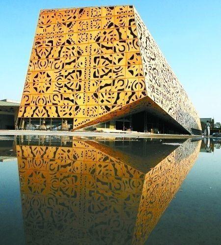 Polish Pavilion for Shanghai Expo 2010 by WWAA Architects