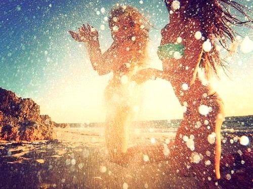 Fun in the sun :)