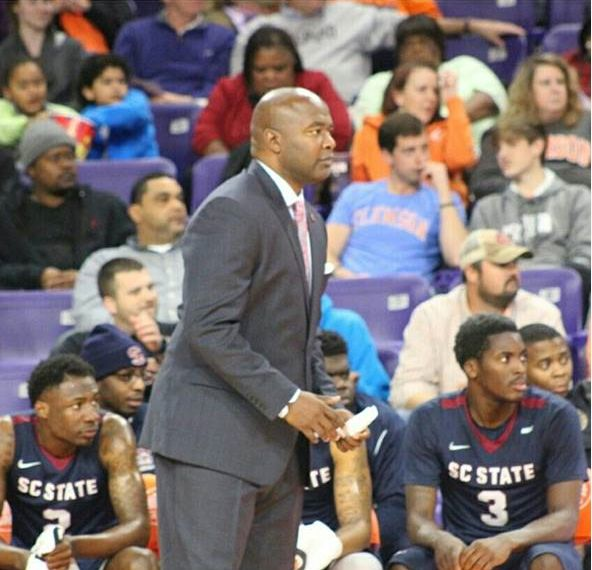 """South Carolina State's Head Men's Basketball Coach Murray Garvin will make his television debut as a sports analyst. Coach Garvin will appear on the WIS TV News 10 sports show, Gamecocks Journey to a Championship, on Monday, March 20 at 4pm and 5pm.    """"It's a great opportunity to expand the brand of SC State University. I enjoy watching ESPN. It's always been a dream of mine to be a sports analyst, and I am delighted to represent SC State University and make a dream of mine possible."""""""
