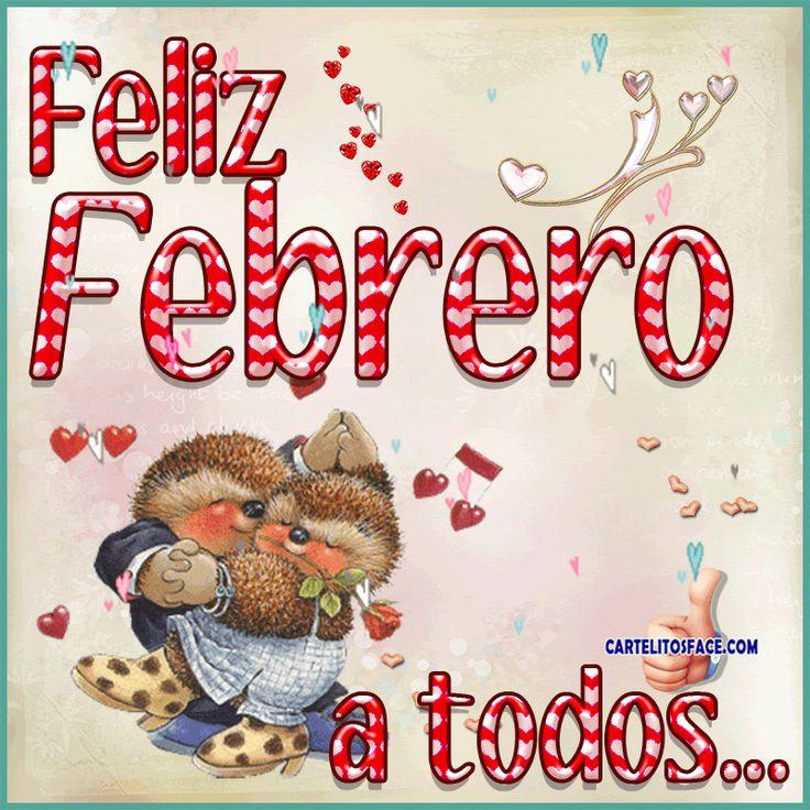 Feliz #Febrero