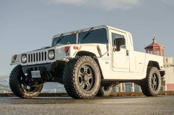 2003 Hummer H1 Pickup Cool Stuff Pinterest And Trucks
