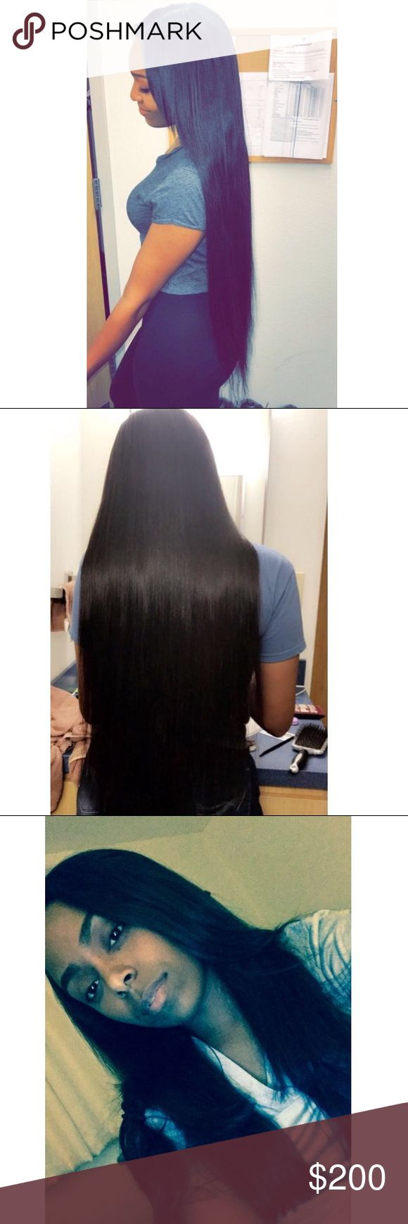 Malaysian hair Coming Soon Let me know what type of hair you want you 8A Hair Quality Can Dye & Curl And Can Last up to 2 Years . Other