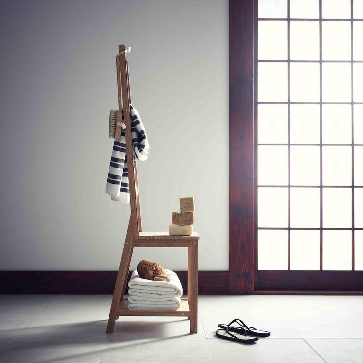 Bamboe Hout Badkamer ~ IKEA ragrund enfin une chaise pour d?barrasser son linge! Ou seche