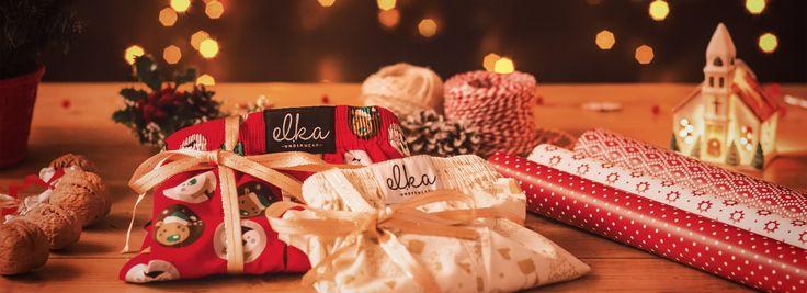 Vánoční trenky od - El.Ka Underwear