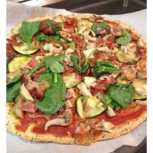 Allergy Free Paleo Pizza