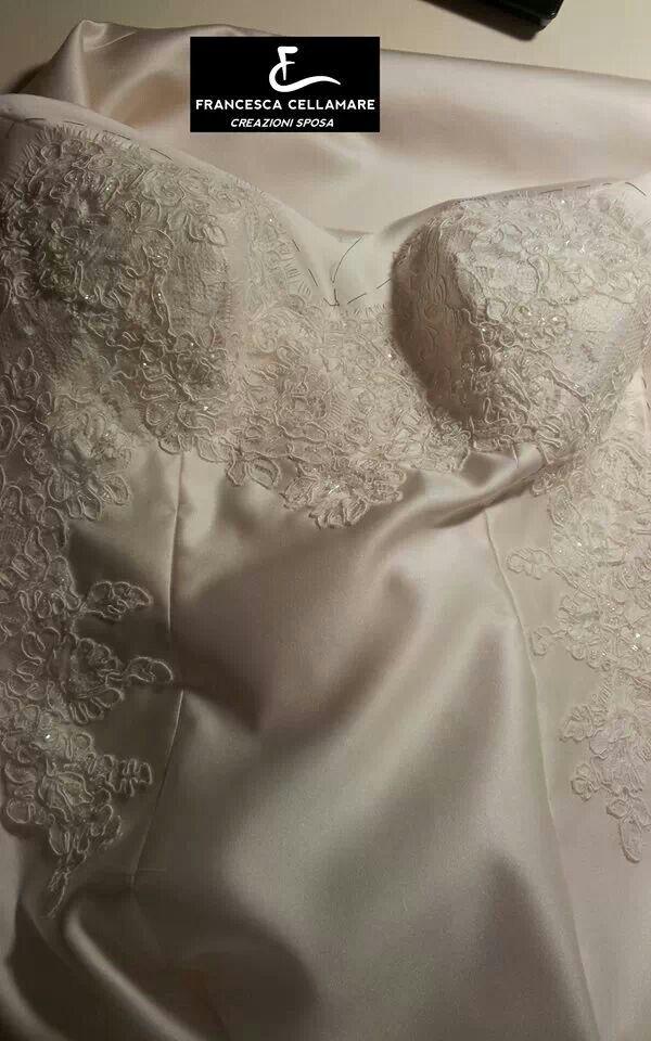 La passione è una cosa Meravigliosa....Creazioni sposa Feancesca Cellamare