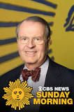 CBS Sunday Morning with Charles Osgood - my favorite host