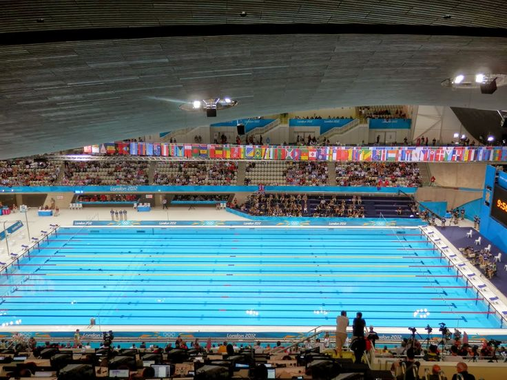11 best queen elizabeth olympic park images on pinterest - Queen elizabeth olympic park swimming pool ...