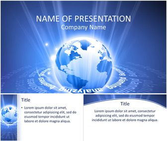 11 best power point templates images on pinterest power point global business powerpoint template toneelgroepblik Choice Image