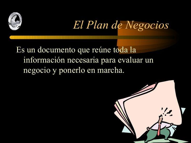 propuesta-de-plan-de-negocios by Juan Carlos Fernandez via Slideshare