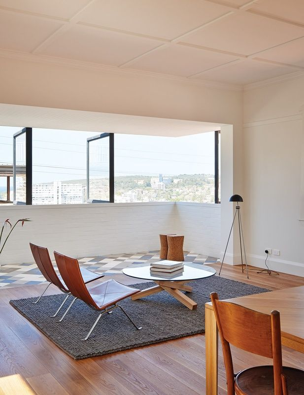 Archer Breakspear transforms a Sydney duplex, unlocking potential in its beachside location.
