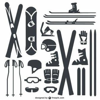 vector ski - Recherche Google