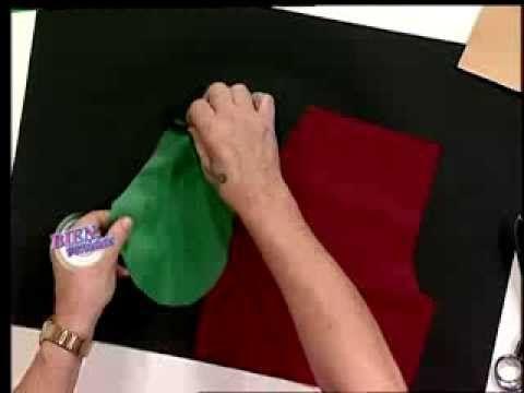 Hermenegildo Zampar - Bienvenidas TV - Explica la costura de un bolsillo. - YouTube