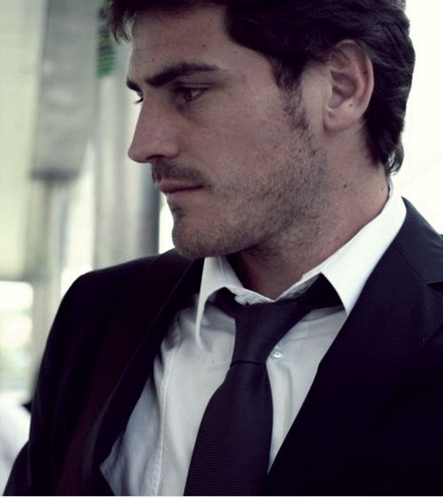 Iker Casillas, Spanish soccer goalie, b. 1981