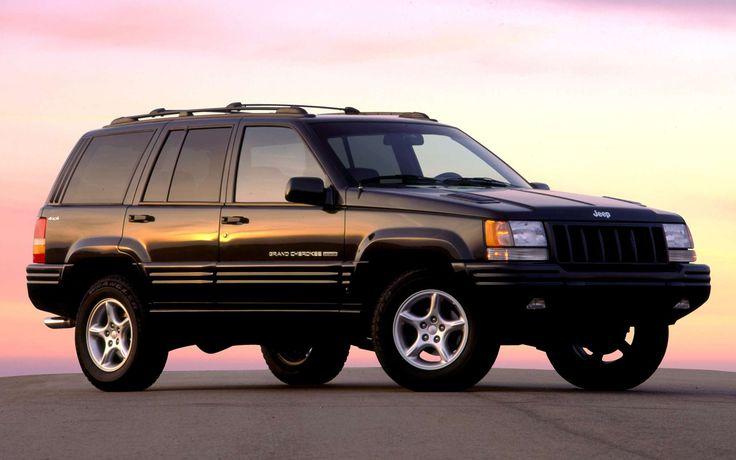 1998 Jeep Grand Cherokee | 1998 Jeep Grand Cherokee Limited