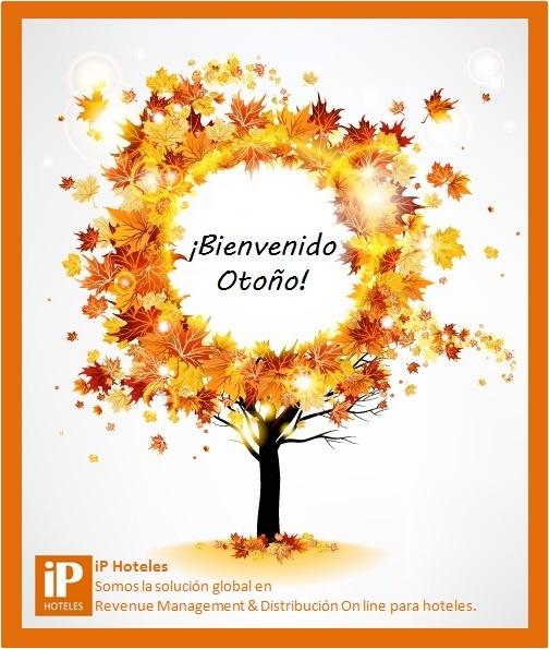 iP Hoteles - Bienvenido Otoño