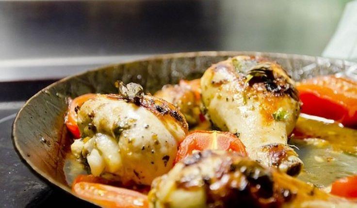 Dagens sunne oppskrift Jalapeño Dijon grillet kylling | Tom`s side