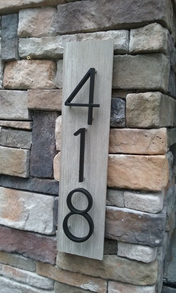 25 Best Mid Century Modern Exterior House Colors Images On Pinterest House Numbers House