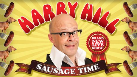 Tickets for Harry Hill