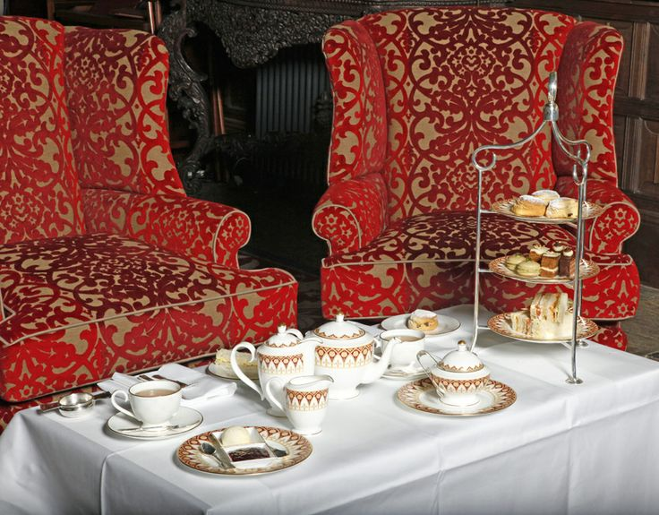 images about Afternoon Tea on Pinterest   Parks  The duchess     With a pedigree dating back to the fifteenth century and rooms overlooking the Cheltenham Racecourse  Ellenborough Park hotel in the Cotswolds