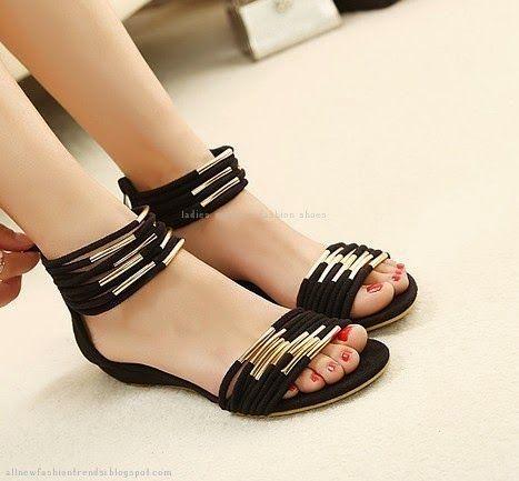 ladies summer fashion shoes