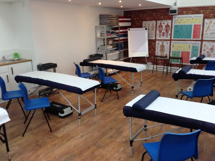 Have a look at one of the training rooms at the Manchester premises