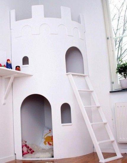 Speelkamer kasteel