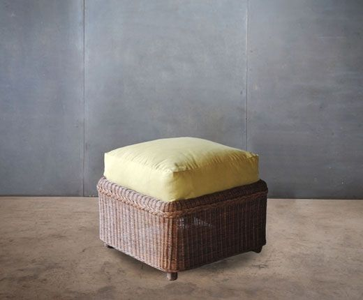 Dianas Ottoman - Inside Out Home Boutique