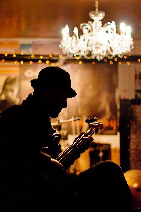 music man....